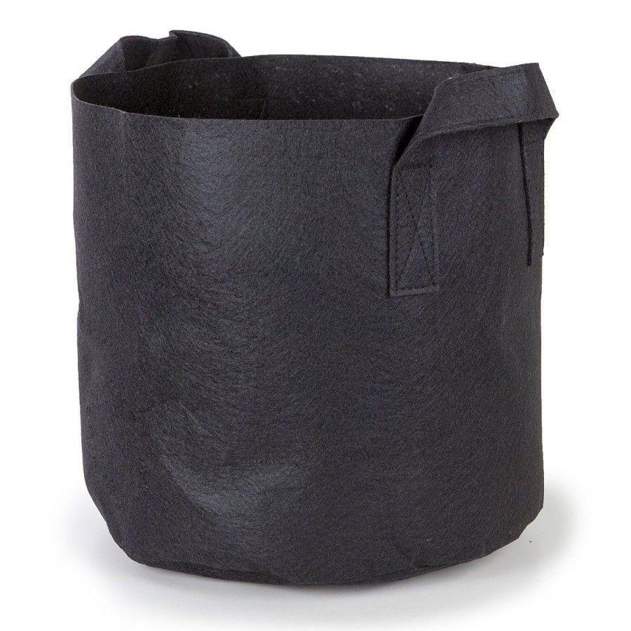 10 PCS 1 Gallon Non-Fabrics Planting Grow Bags Pots Aeration Container for Nursery Garden Planting Grow