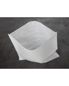 """247Garden 12x12"""" 2-Gallon Aeration Seedling Pot/Nursery Fabric Plant Grow Bag/Cover/Filter (40GSM Non-Woven Eco-Friendly Fabric)"""