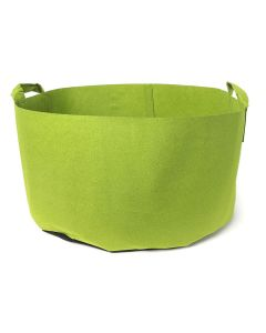 247Garden 65-Gallon Green Aeration Fabric Pot/Plant Grow Bag w/Handles 300GSM 18H x 33D