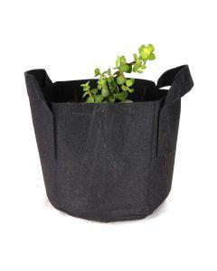 247Garden Magic Carbon Trap Bonsai Tree Kit w/1-Gallon Black Aeration Fabric Pot (-No Soil Included)