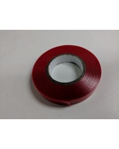 "247Garden PE Plant Grafting/Training Vinyl Stretch Tie Tape 100 FEET x 1/2"" 6mil Thick (Red)"